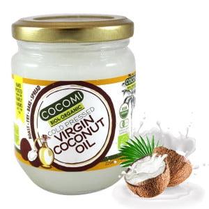 Ulei de Cocos RAW, Virgin, presat la rece! (кокосовое масло) BIO – 500ml