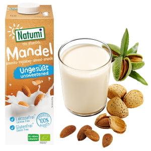 Lapte Vegetal de Migdale (Миндальное молоко) BIO 1L – Germania