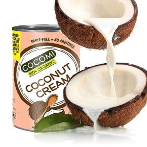 Cremă de cocos BIO 400 ml – COCOMI