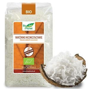 Fulgi din nucă de cocos BIO 200g - Bio Planet