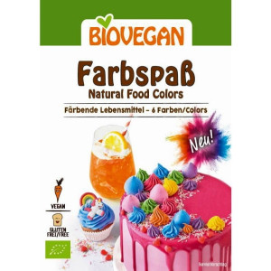 COLORANT ALIMENTAR BIO, 6X8 G – Germania 1