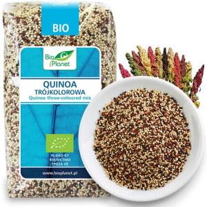 Quinoa tricolor BIO 500g – BIO PLANET
