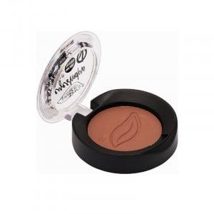 Fard de pleoape WARM BROWN mat n. 27 – PuroBIO Cosmetics