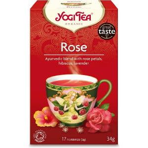 Ceai de Trandafiri BIO – Yogi Tea Germania