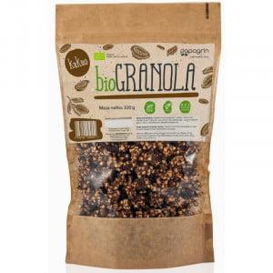 Musli GRANOLA cu Cacao (мусли гранола) BIO 320g – Polonia