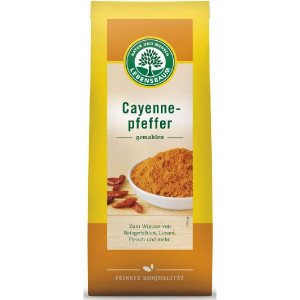 Piper Cayenne Chili măcinat (перец чили) BIO - 50g