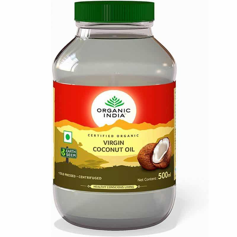 Ulei de Cocos Organic Extra Virgin 500ml | Extras la rece | Organic India