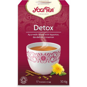 Ceai DETOX BIO - Yogi Tea Germania
