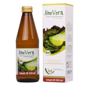 Suc de Aloe Vera 99,8% (сок алоэ вера) BIO 330ml - Germania